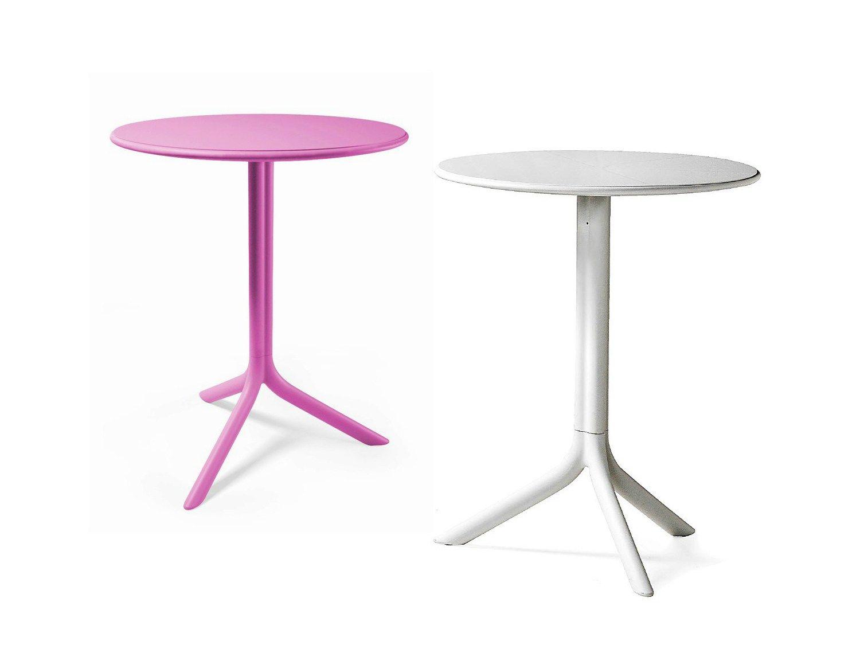 Table de jardin plastique nardi for Table de jardin en plastique pas cher