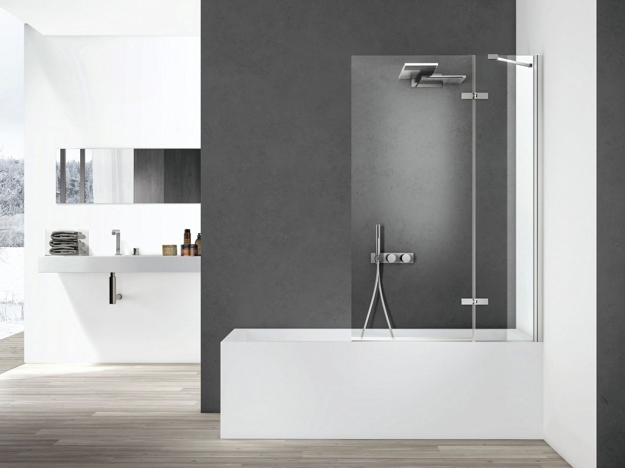 Smart Bathtub Wall Panel By Ideagroup
