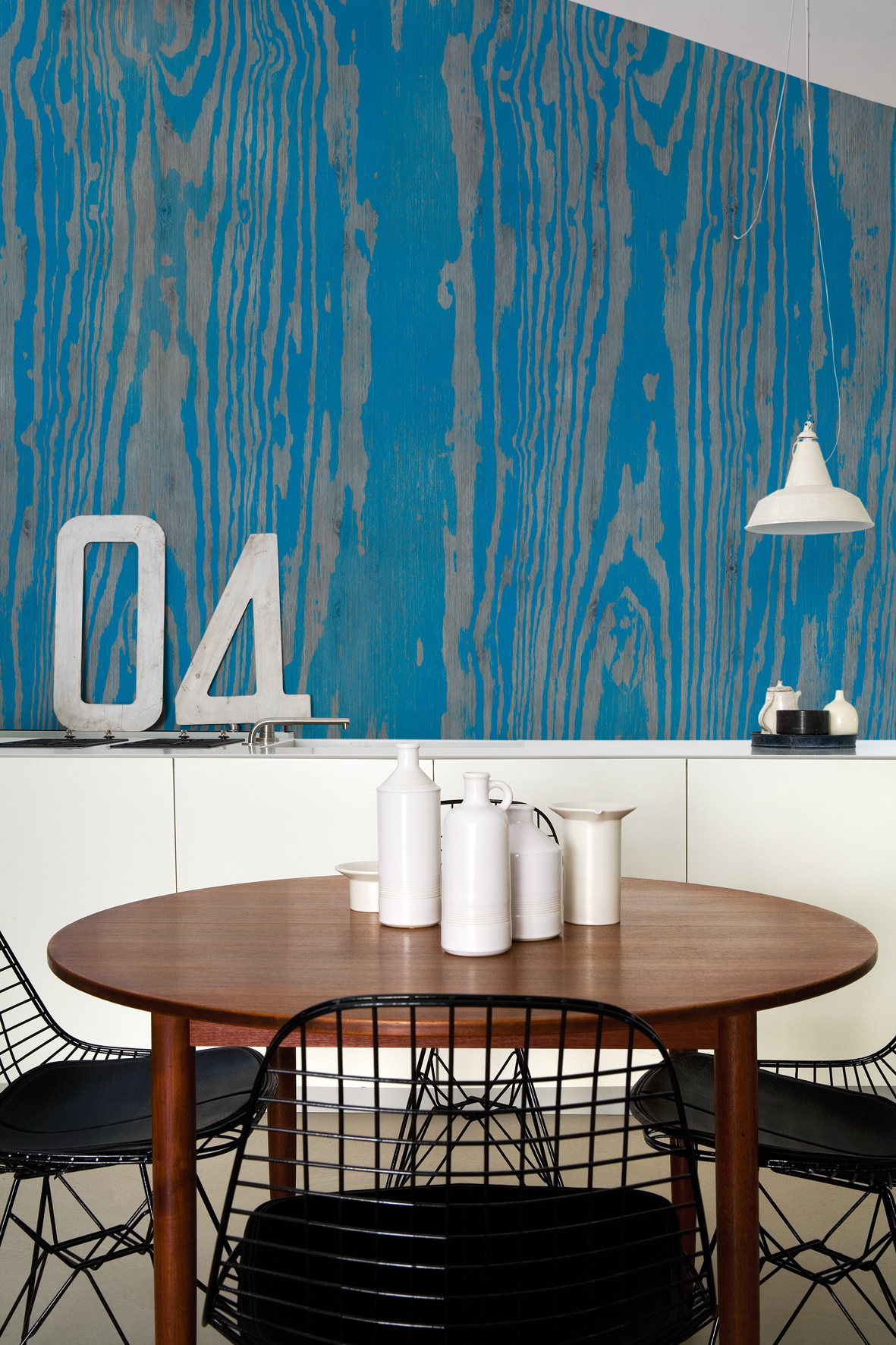 wood effect wallpaper blue essence life 13 collection by. Black Bedroom Furniture Sets. Home Design Ideas