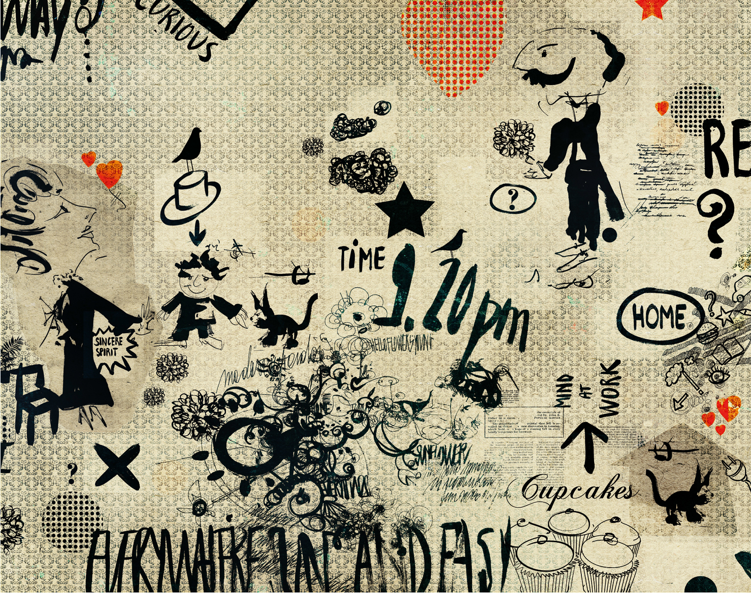 writing wallpaper monsieur didot life 13 collection by
