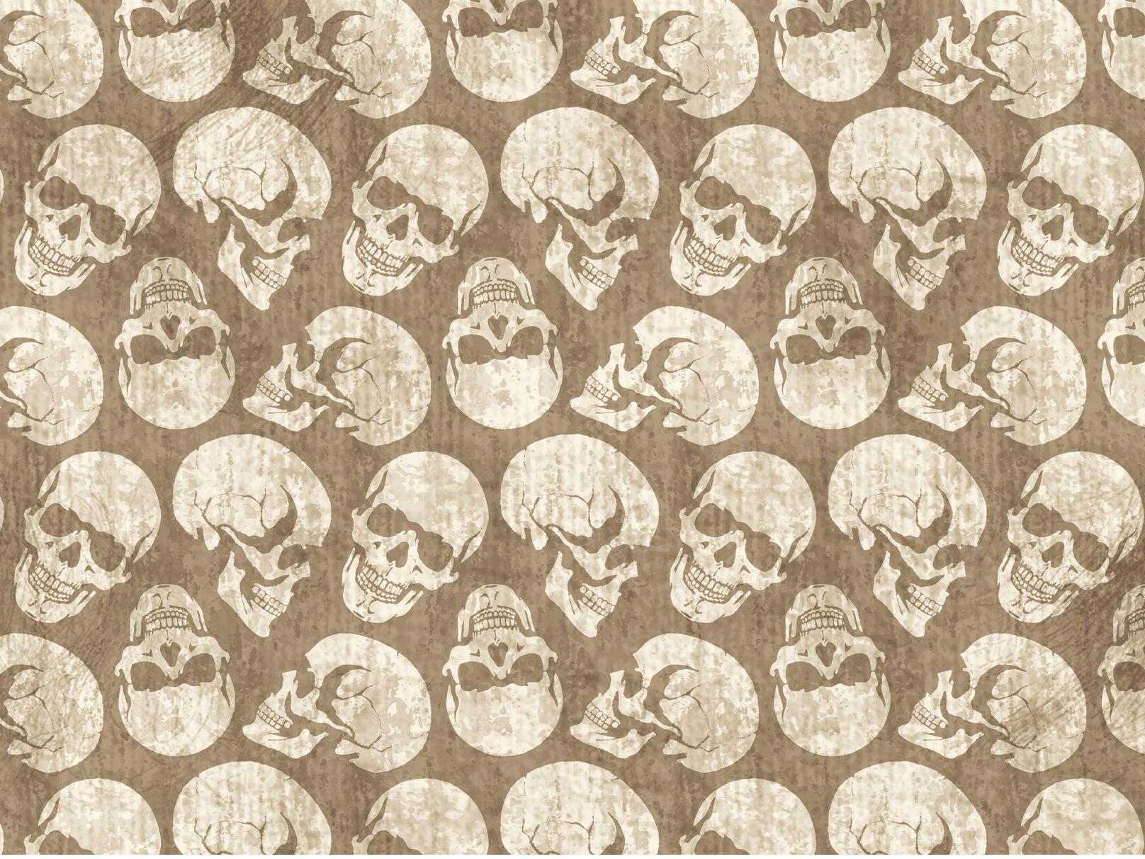 Papel pintado con motivos skulls colecci n gi pagani 11 for Catalogos de papel pintado