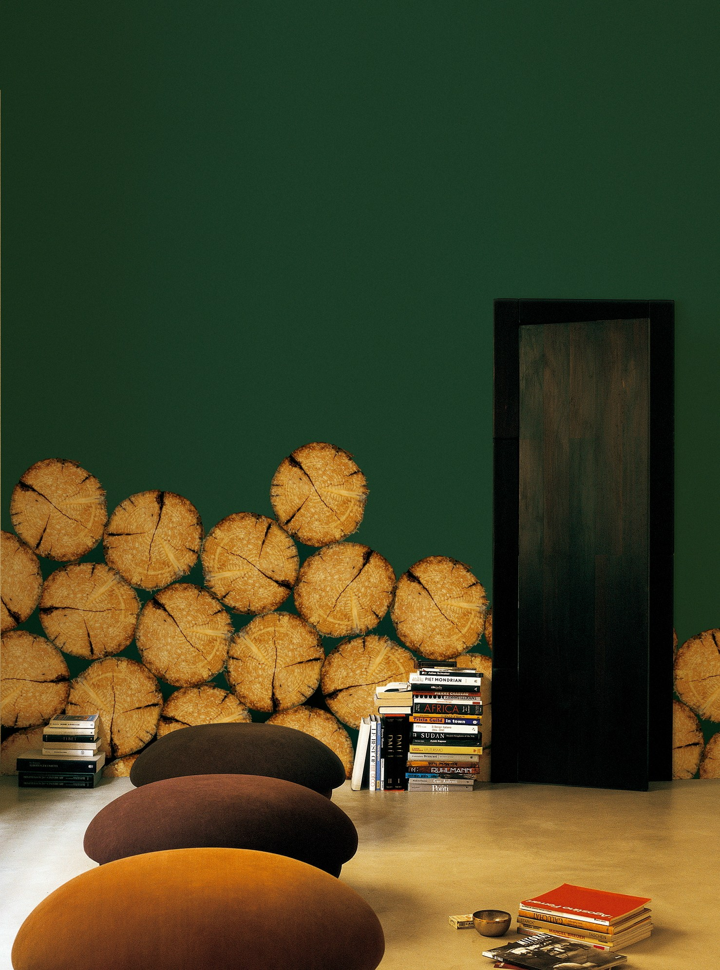 Motif high mountain by wall dec design christian benini for Wall and deco