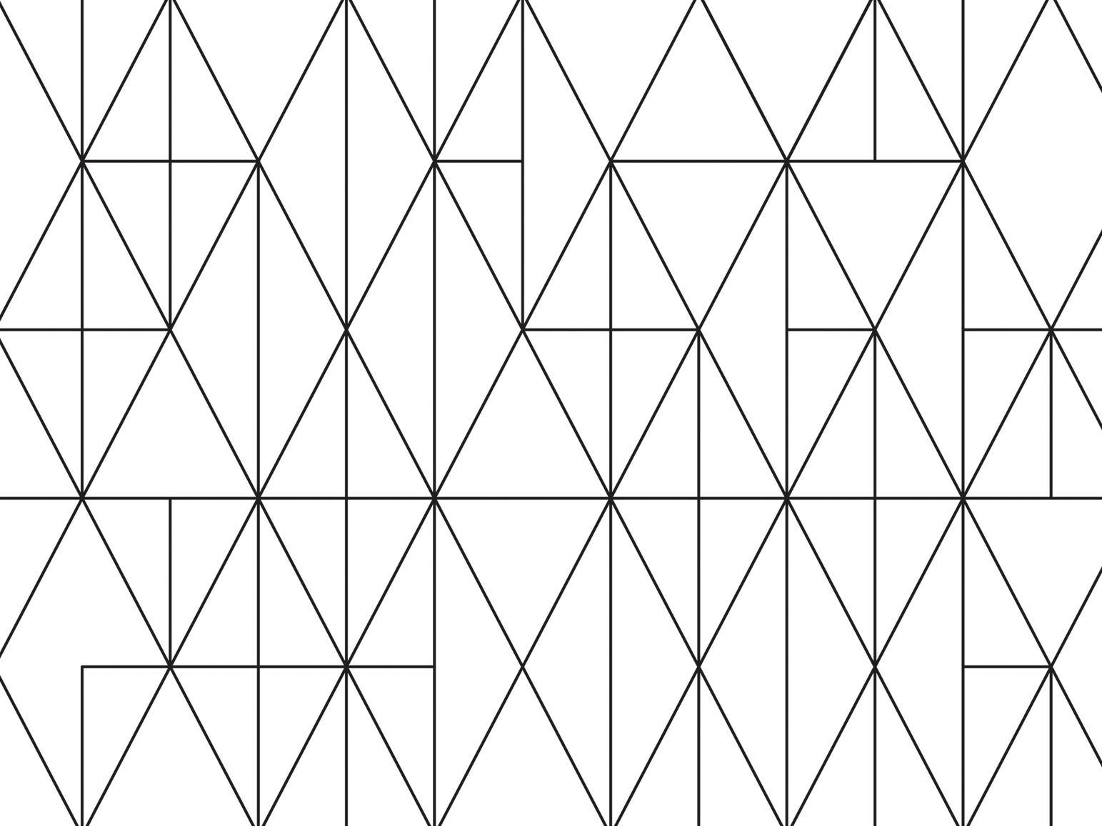 Papel pintado geom trico para exterior diecut by wall dec - Papel pintado de diseno moderno ...