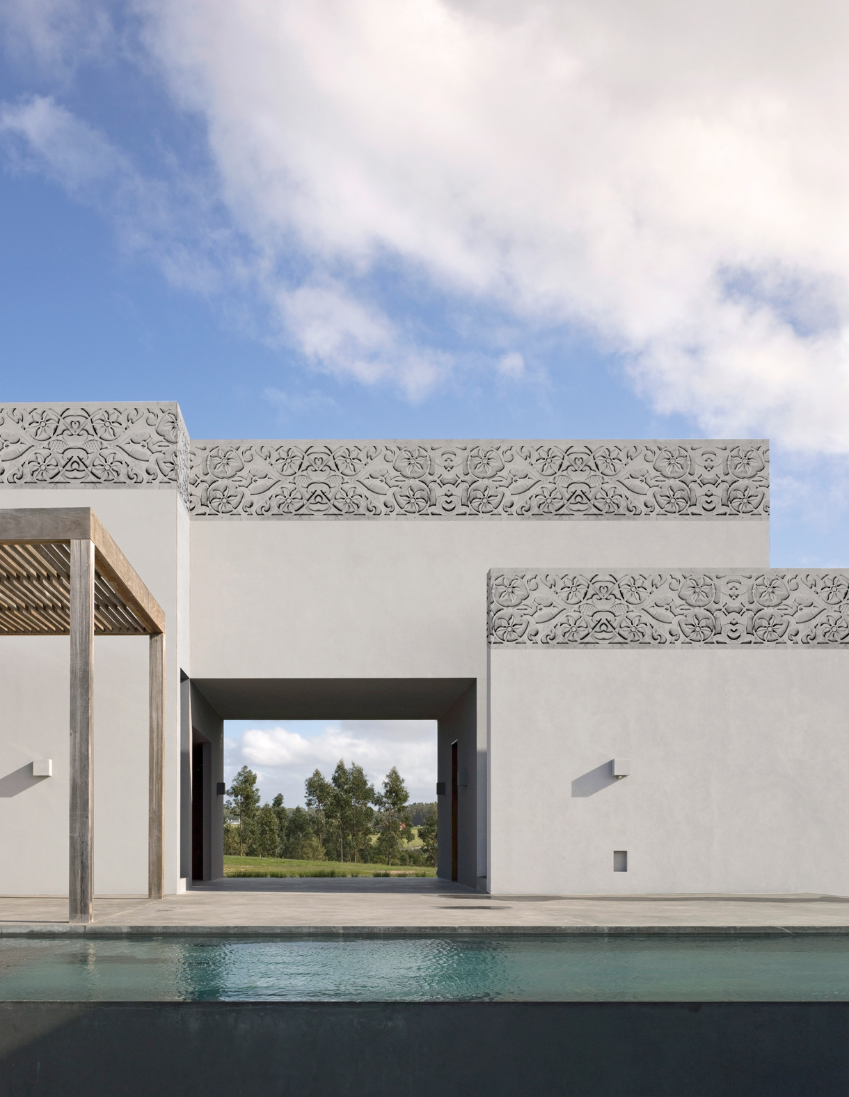 Wall And Deco Outdoor Wallpaper : Stone effect outdoor wallpaper hellenism by wall dec?
