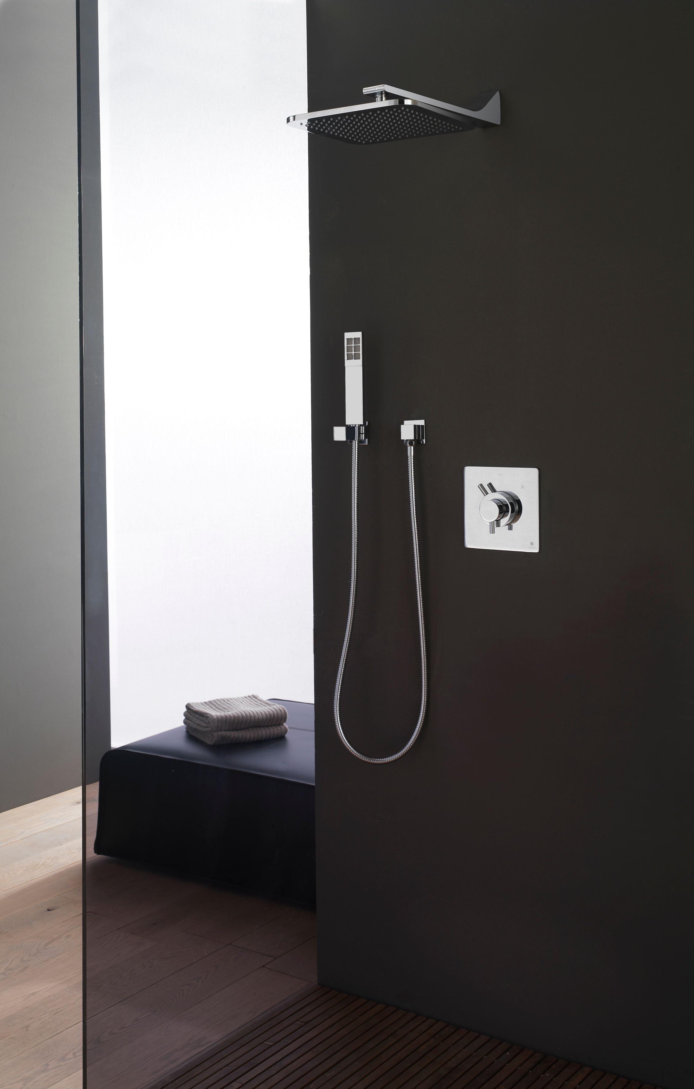 REM Colonna doccia da incasso by ZAZZERI design Simone Micheli