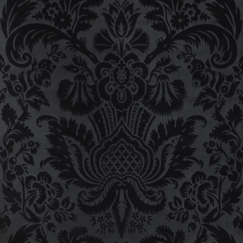 Tissu d 39 ameublement en tissu motif floral pour rideaux for Tissus ameublement velours motif