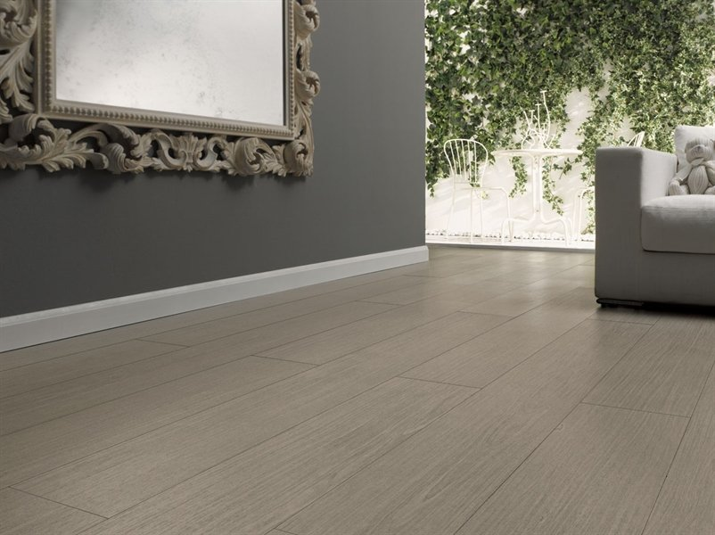 Laminated Stoneware Wall Floor Tiles With Wood Effect Oaks