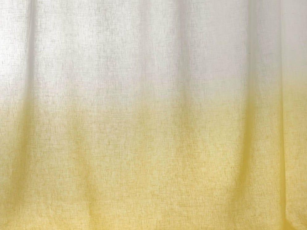 voile stoff aus leinen f r gardinen horizon by dedar. Black Bedroom Furniture Sets. Home Design Ideas