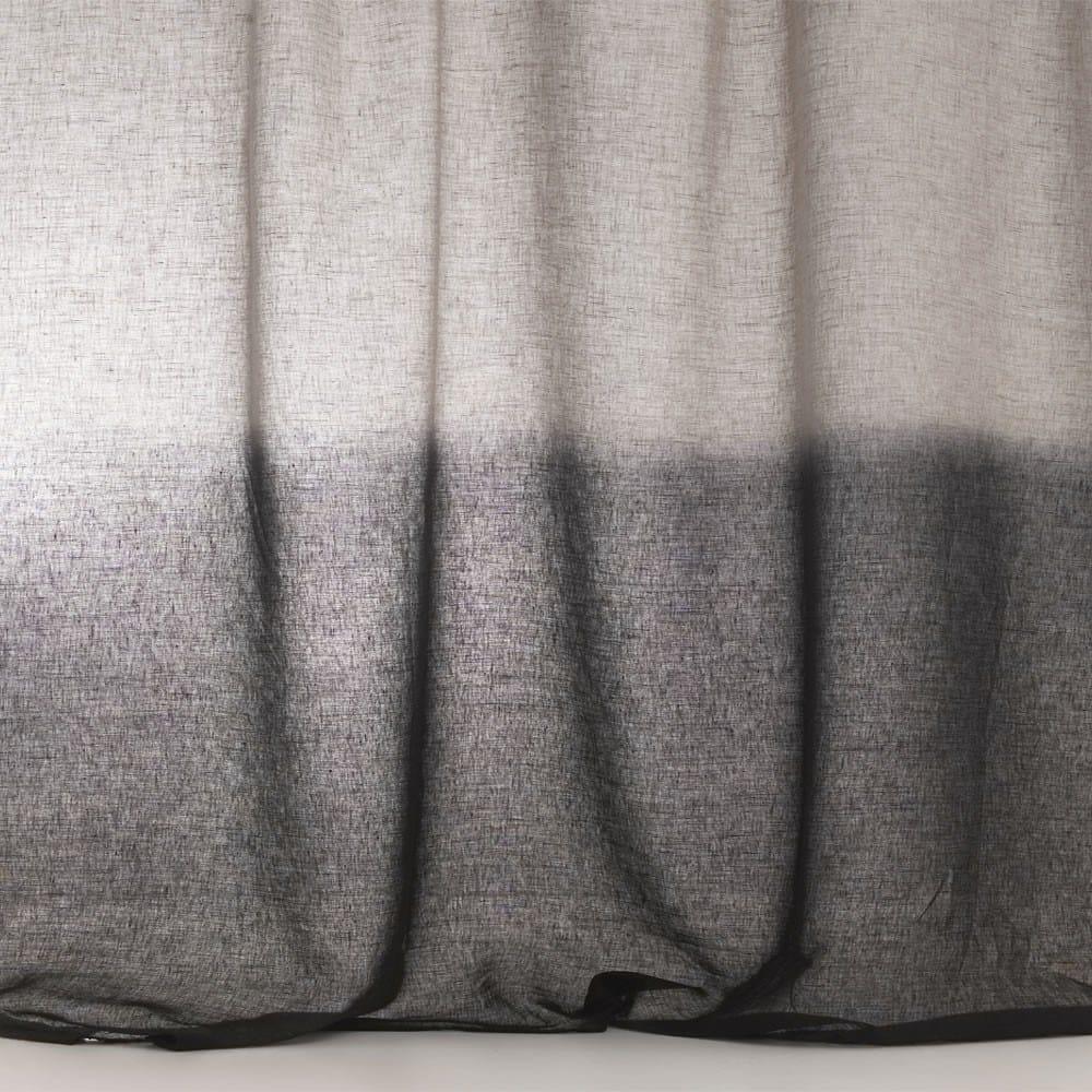 tissu voile en lin pour rideaux horizon by dedar. Black Bedroom Furniture Sets. Home Design Ideas