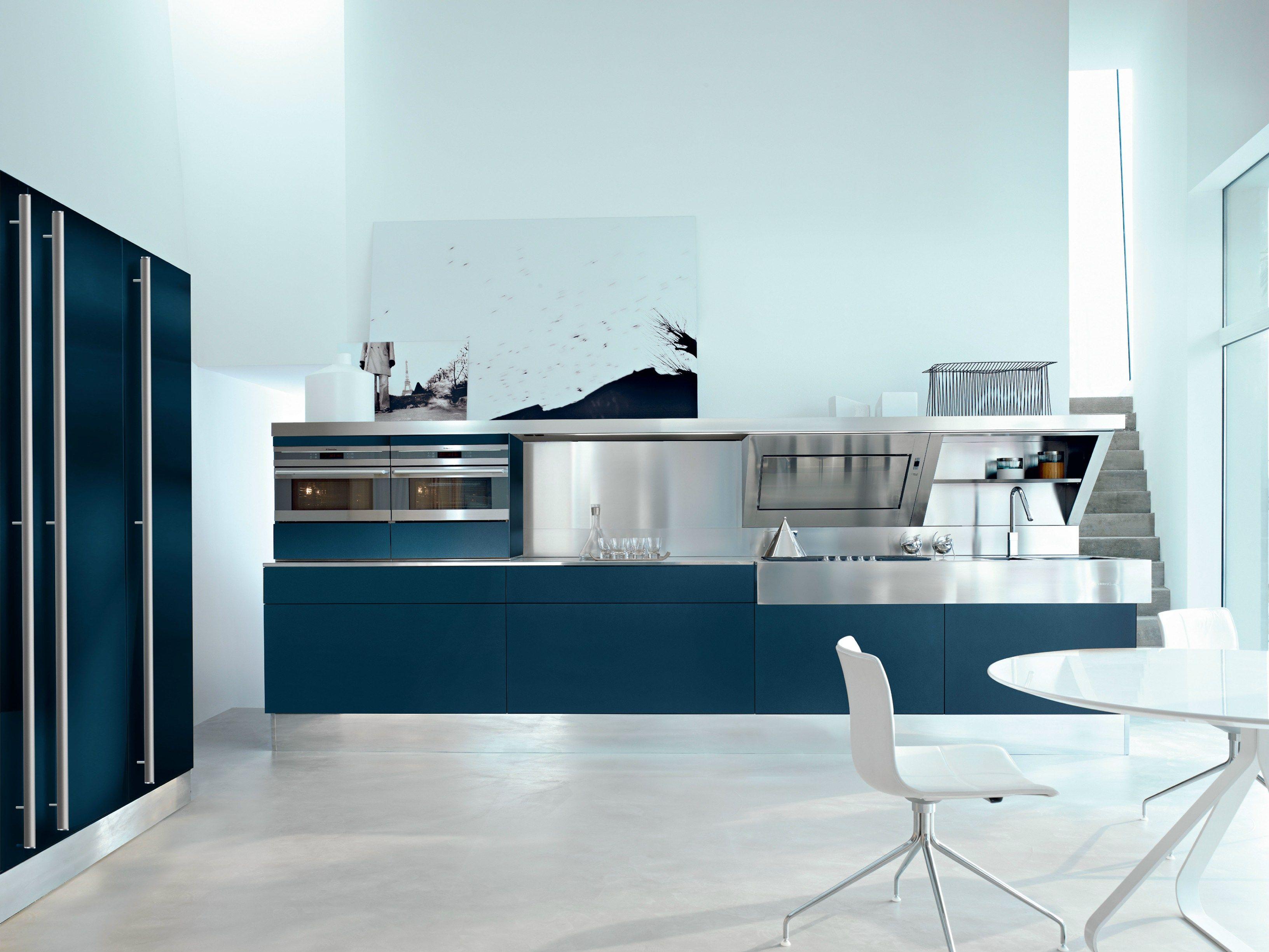 Cucina Componibile Kube By Snaidero Design Giovanni Offredi