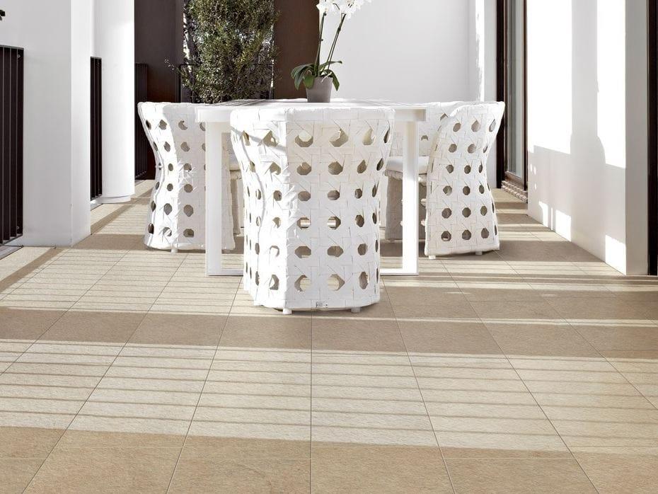 Revestimiento de pared suelo de gr s porcel nico todo masa - Porcelanico imitacion piedra ...