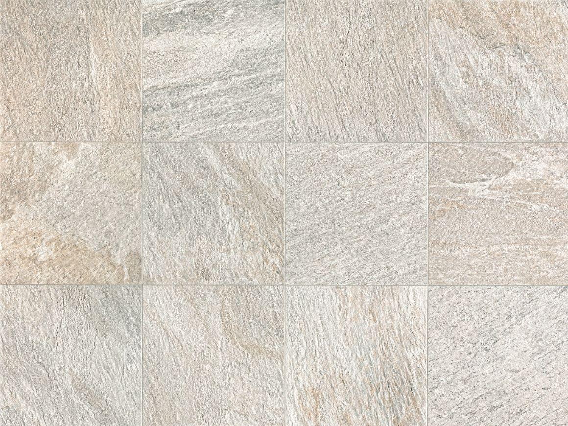Pavimento rivestimento in gres porcellanato a tutta massa - Gres effetto pietra ...