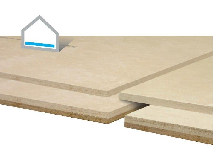 chape et sous couche pour sol rigidur e hf by saint gobain gyproc. Black Bedroom Furniture Sets. Home Design Ideas