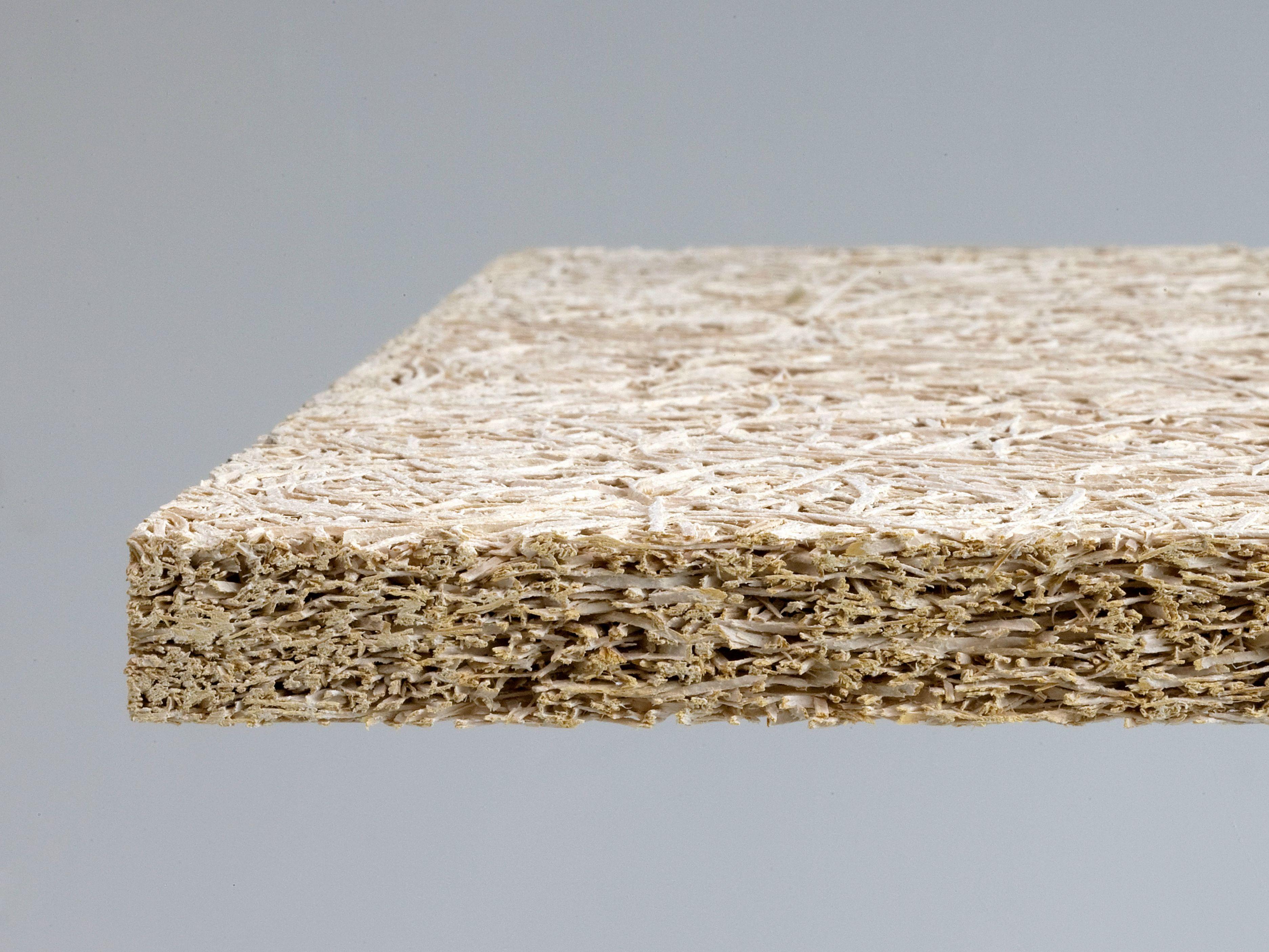 Faux Plafond Bois Acoustique : Faux-plafond acoustique absorbant en b?ton-bois TROLDTEKT A2 by