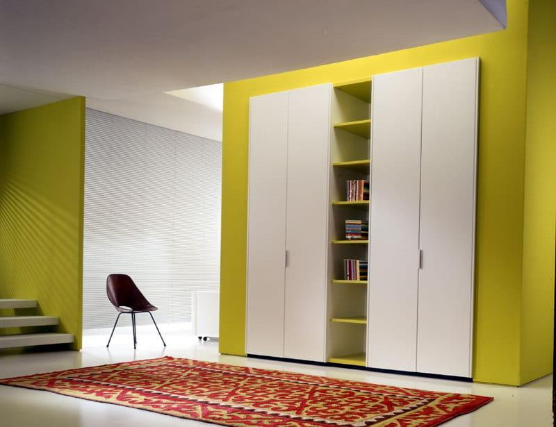 Anbau-Kleiderschrank aus Holz ATLANTE CLIP by EmmeBi Design Pietro ...