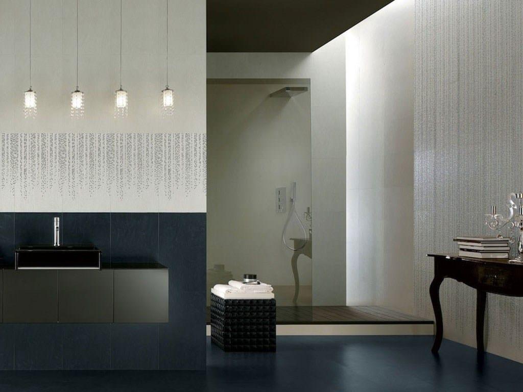 Revestimiento de pared en pasta blanca para interiores - Revestimientos de interiores ...