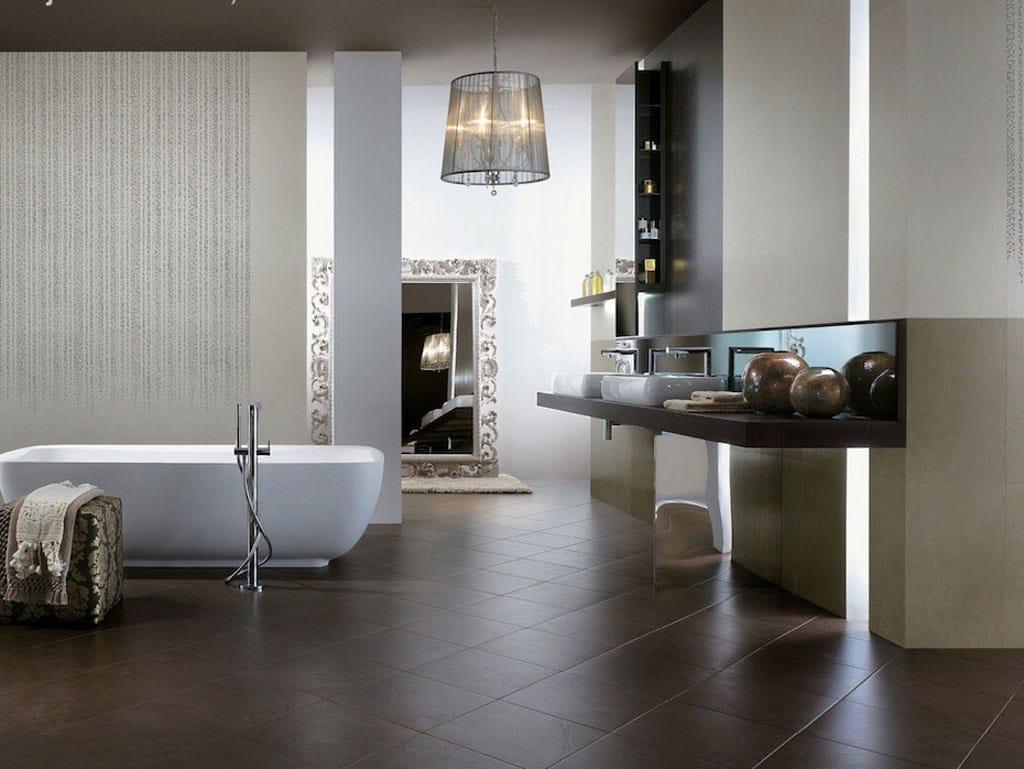 Pavimento in gres porcellanato smaltato lerable noix by for Ceramiche gres porcellanato