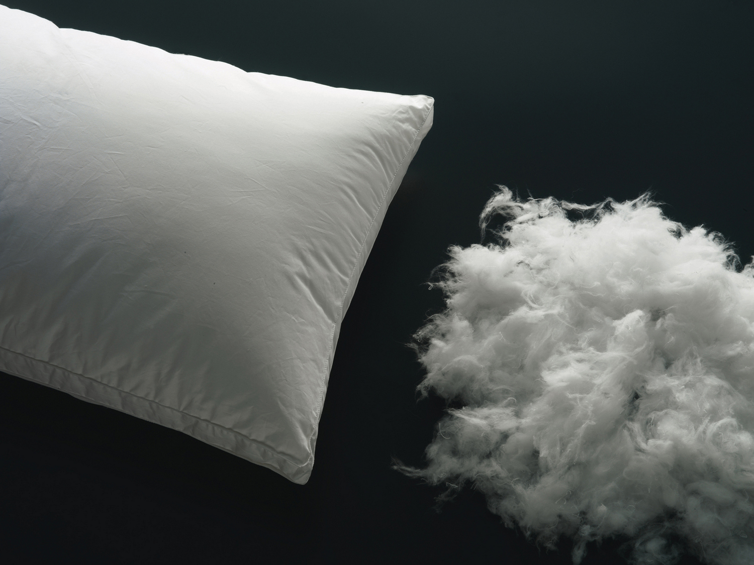 different of pillows down sleep filling better for pillow types duck