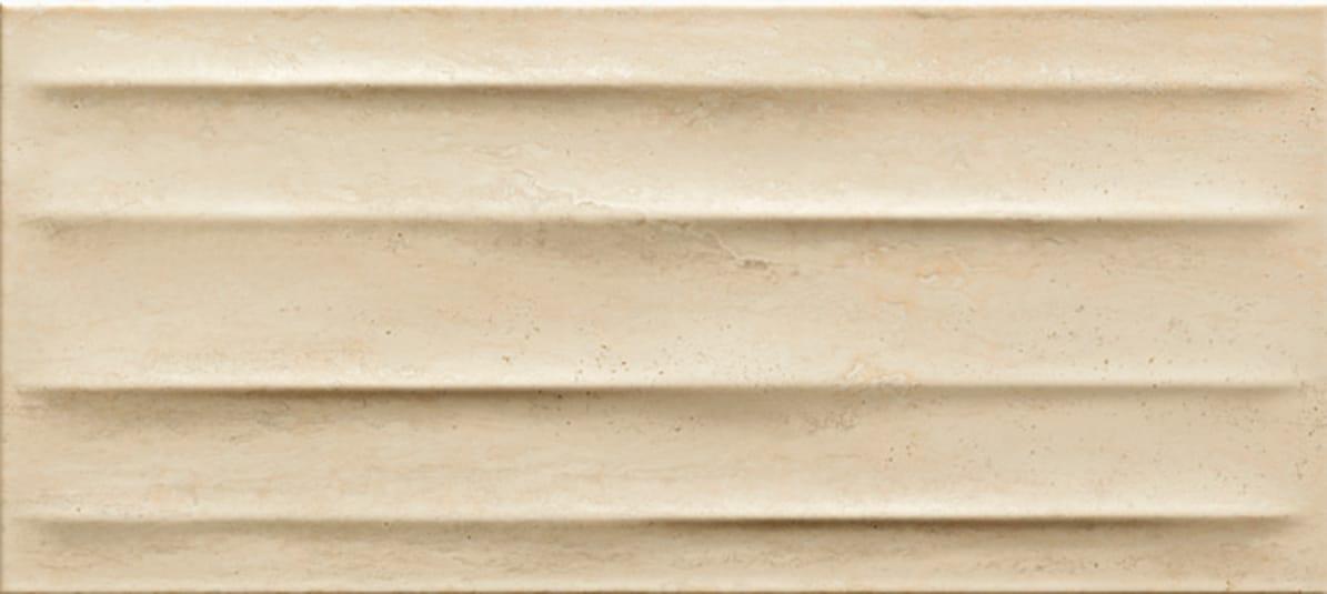 Rivestimento in ceramica a pasta bianca effetto marmo MARMO D Travertino by I...