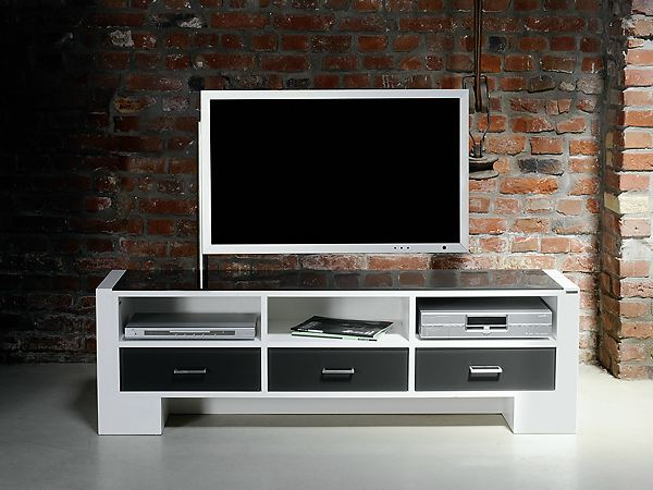 122 mobile tv basso by wissmann raumobjekte - Mobile tv orientabile ...