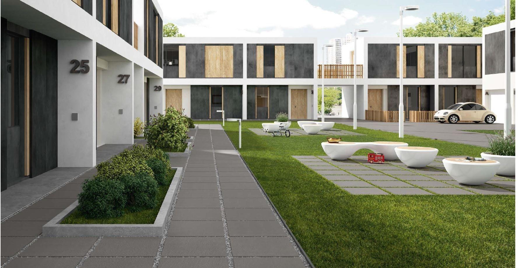 carrelage ext rieur en gr s c rame sistemn20 by marazzi. Black Bedroom Furniture Sets. Home Design Ideas