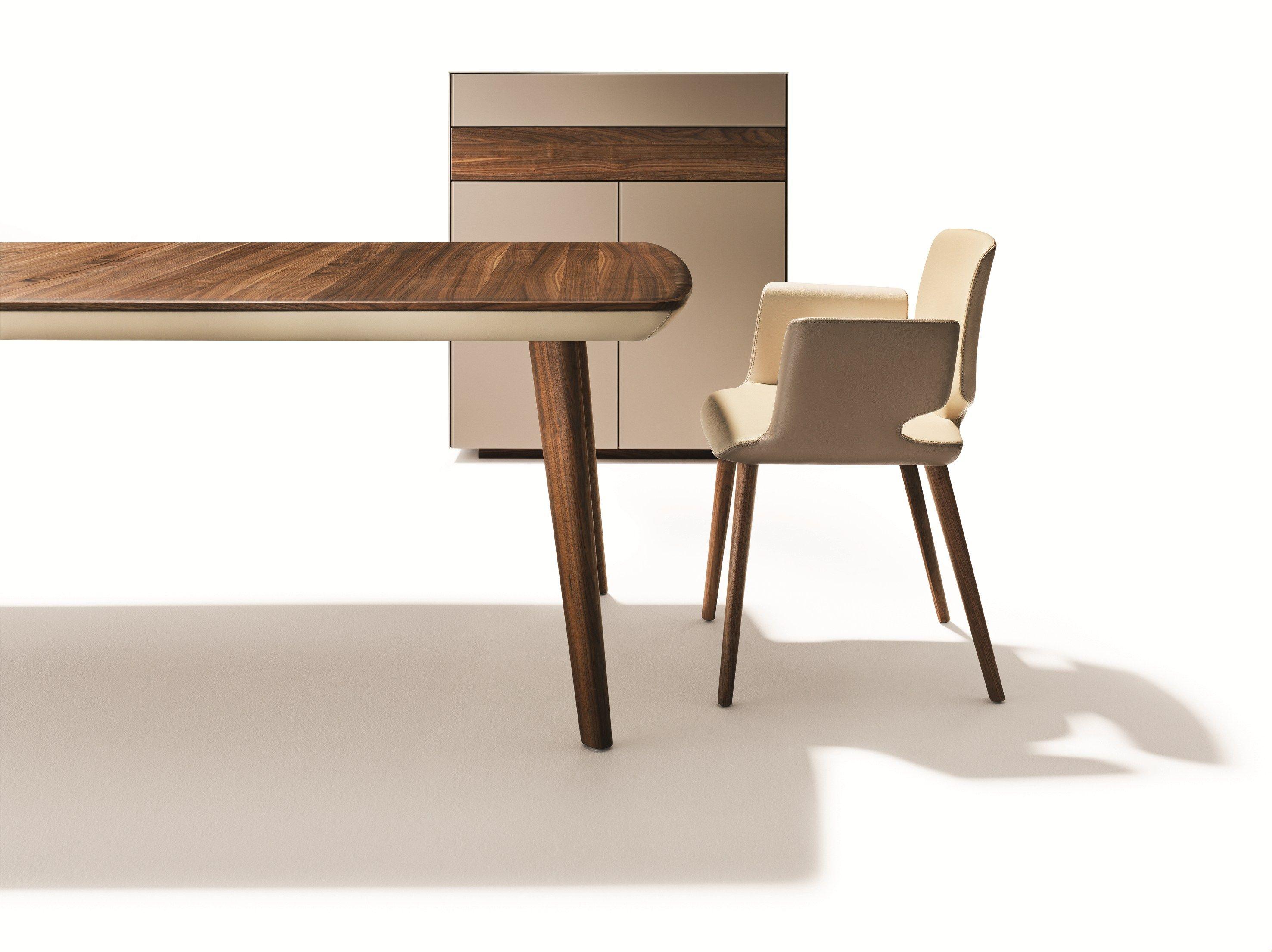 Flaye rechteckiger tisch by team 7 nat rlich wohnen design for Esstisch team 7