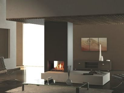 firenze insert de chemin e double face by italkero. Black Bedroom Furniture Sets. Home Design Ideas
