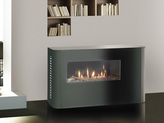 gas free standing fireplace milano freestanding fireplace italkero