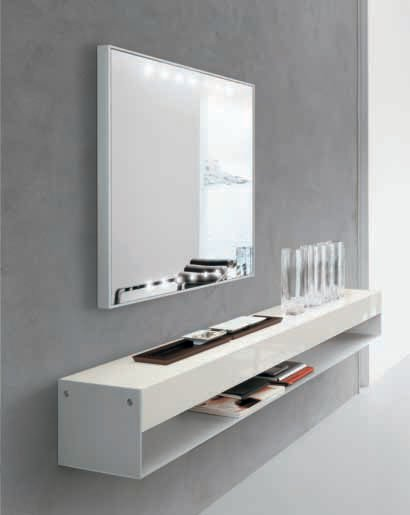 Sideboard fl rm bel wand sideboard kollektion frame by alivar design giuseppe bavuso - Flurmobel design ...