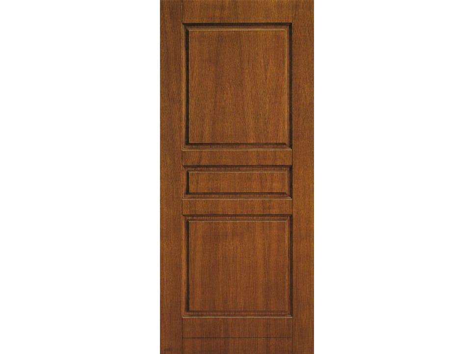 Panneau en placage de bois pour porte d 39 entr e pan114 by - Kit placage porte ...