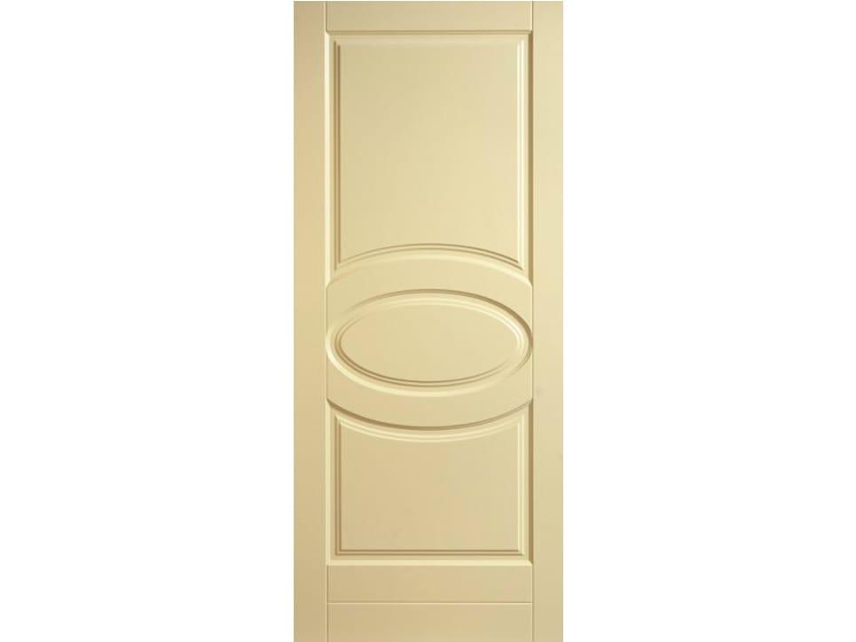 panneau en mdf pour porte d 39 entr e pan123 ligne pantographed by omi italia. Black Bedroom Furniture Sets. Home Design Ideas