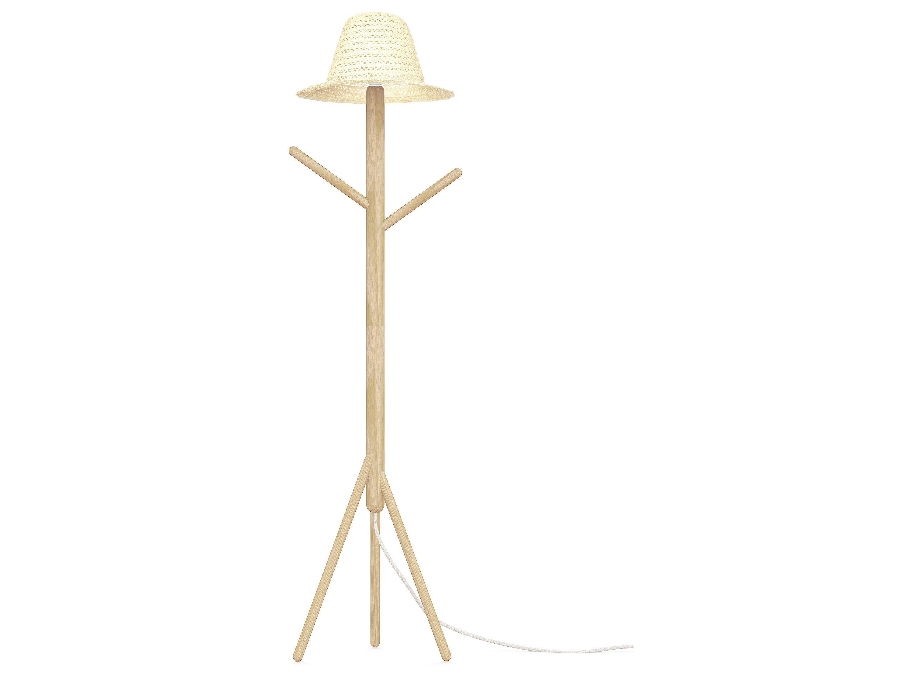 floor lamp coat rack for kids zezito by dam design dam With floor lamp with coat rack