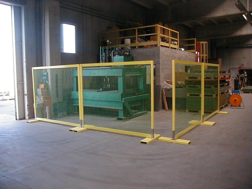 cl ture modulable en fibre de verre fibrefence cl ture pr fabriqu by fibre net. Black Bedroom Furniture Sets. Home Design Ideas