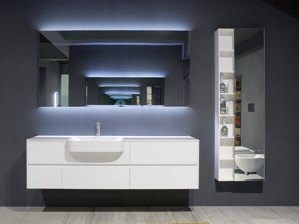 Toplux by antonio lupi design design nevio tellatin for Design waschtisch