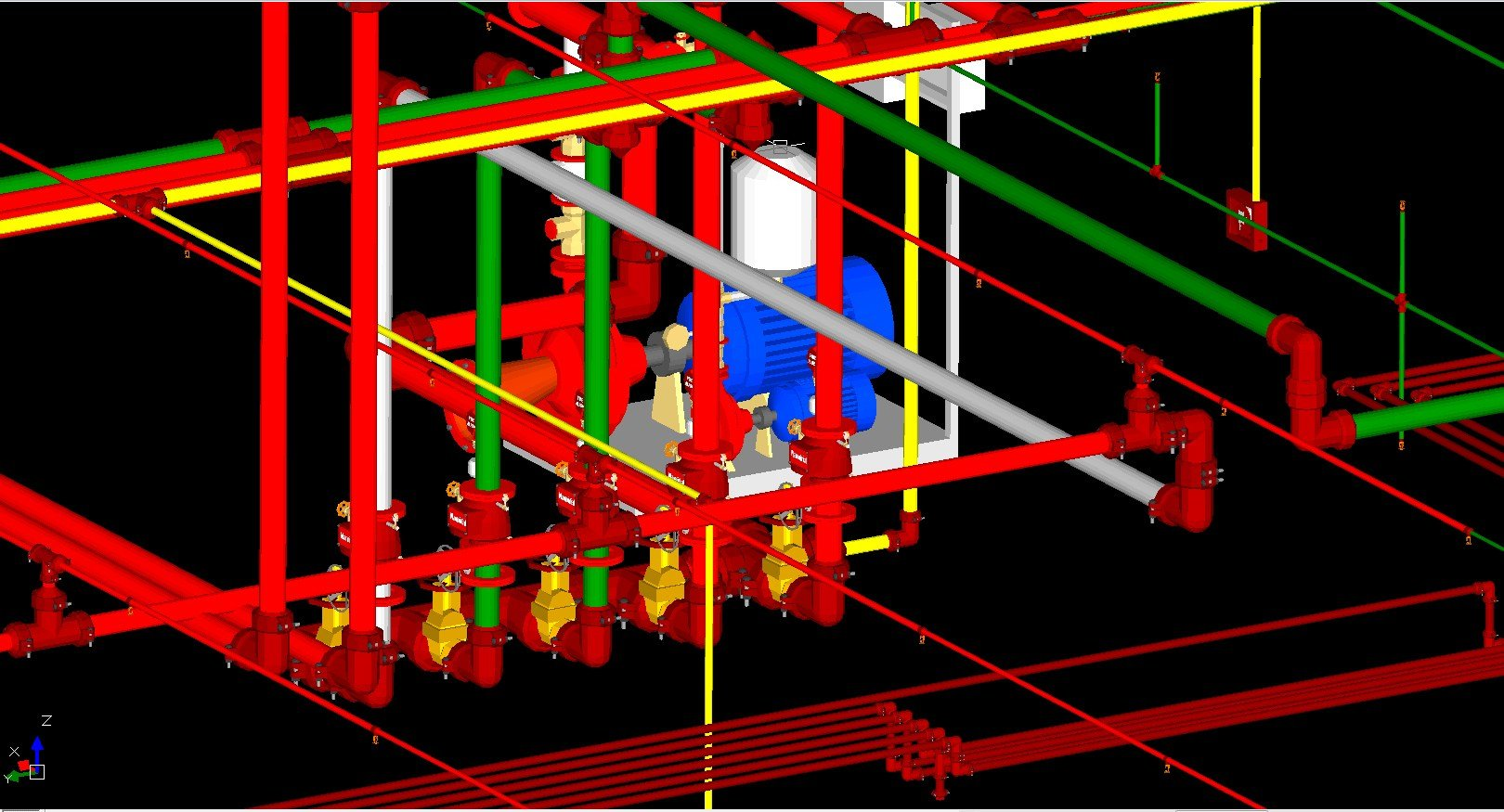 Cad integrated building services software namirial mep by for Software di progettazione edilizia