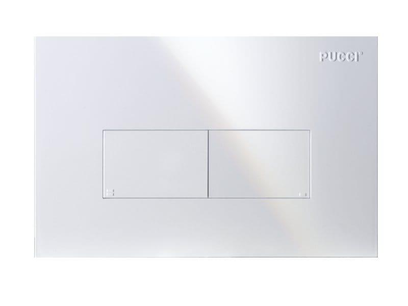 Accessori Bagno Pucci : Pucci eco linea placca di comando per wc by pucciplast