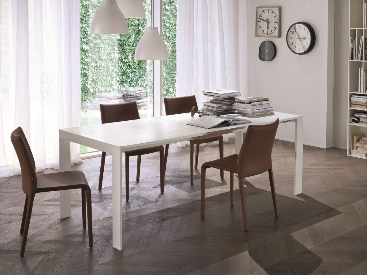 Tavolo allungabile rettangolare trim tavolo - Tavolo rettangolare ...
