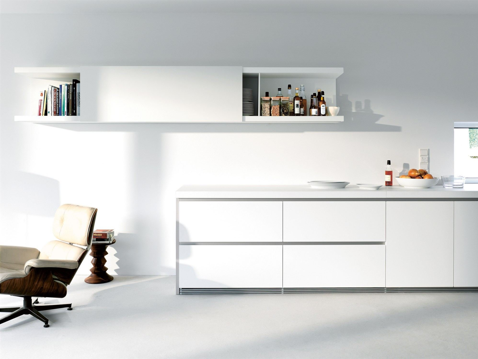 B1 lacquered kitchen by bulthaup for Kitchen kitchen