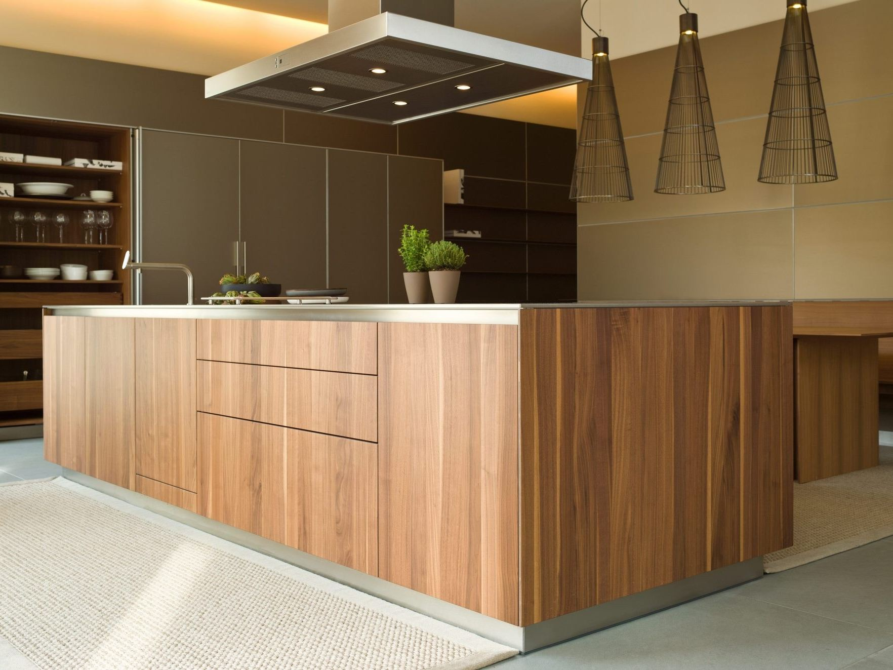 B3 Wooden kitchen by Bulthaup