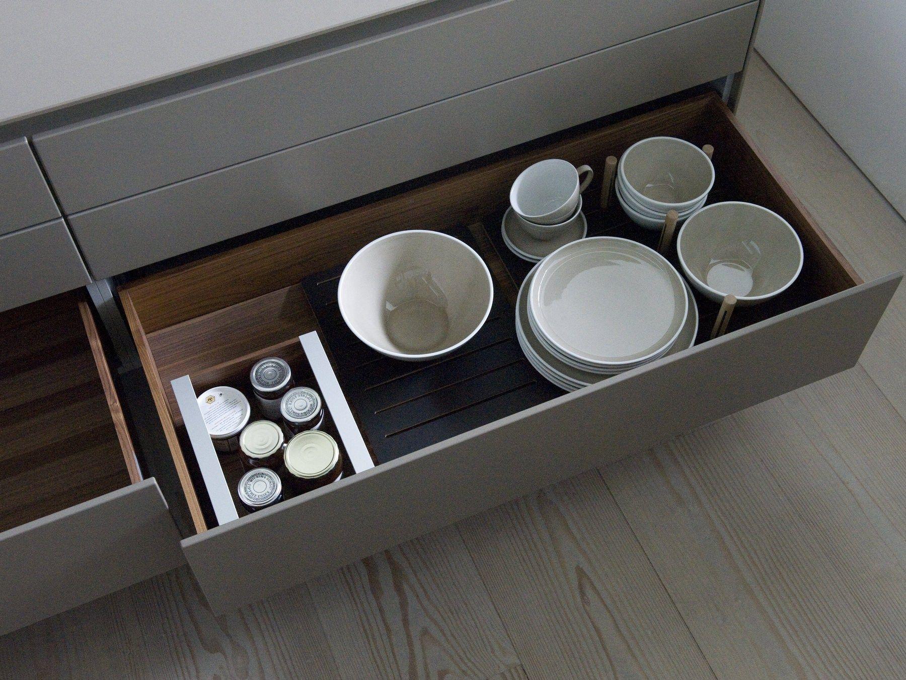 B3 interior system divisorio per cassetti by bulthaup - Divisori per cassetti cucina ...