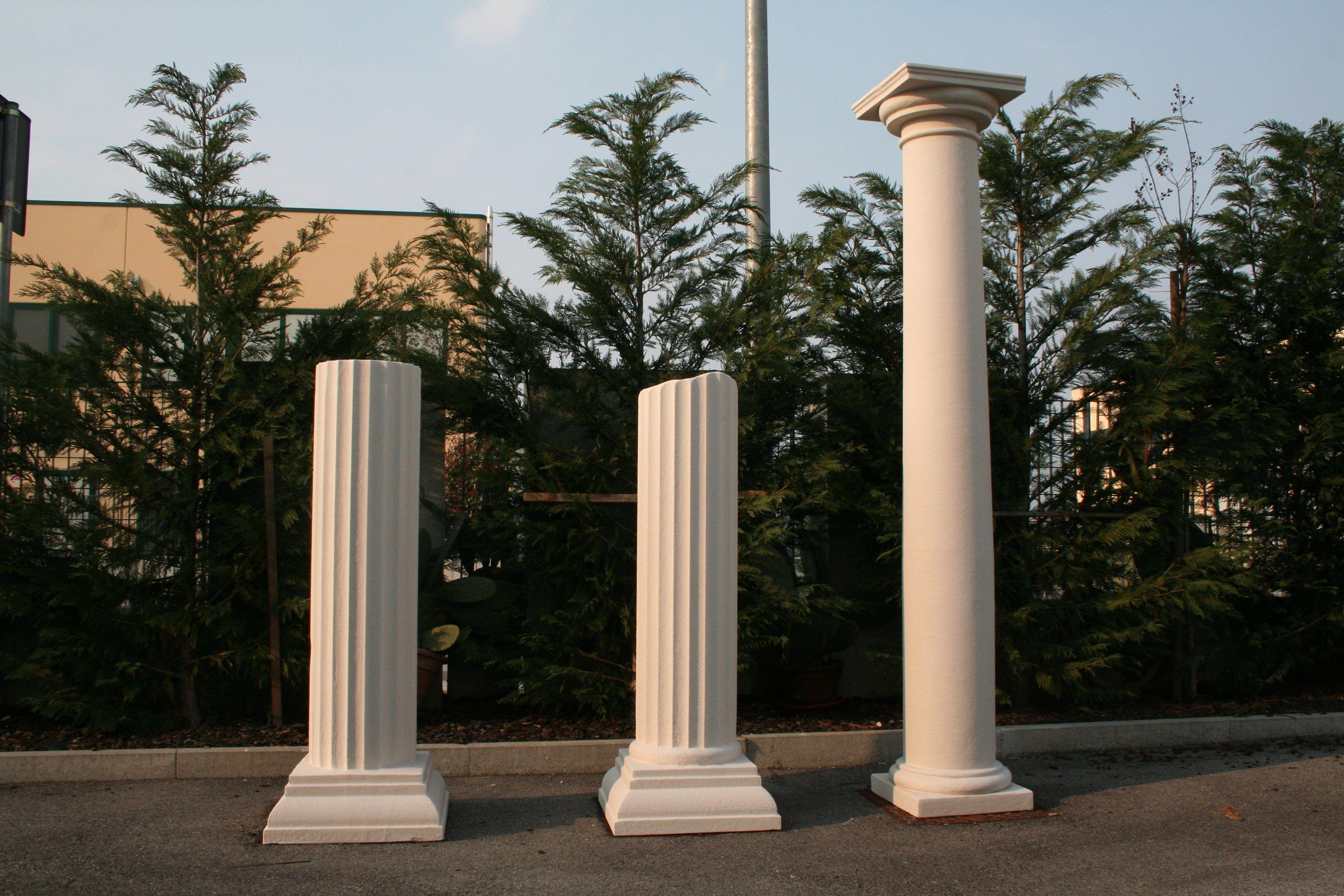 Colonna decorativa in polistirolo by eleni for Colonne in polistirolo prezzi
