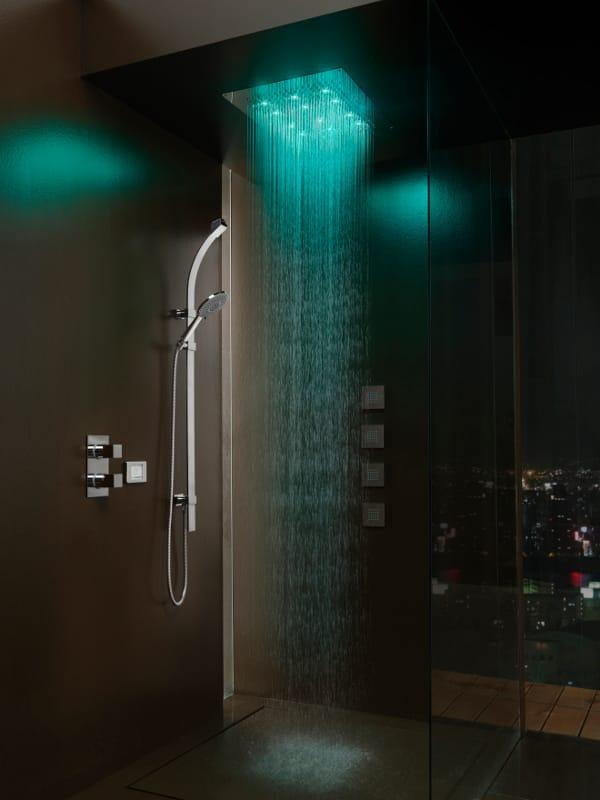Extra Flat Rain Shower DREAM FLAT By Bossini
