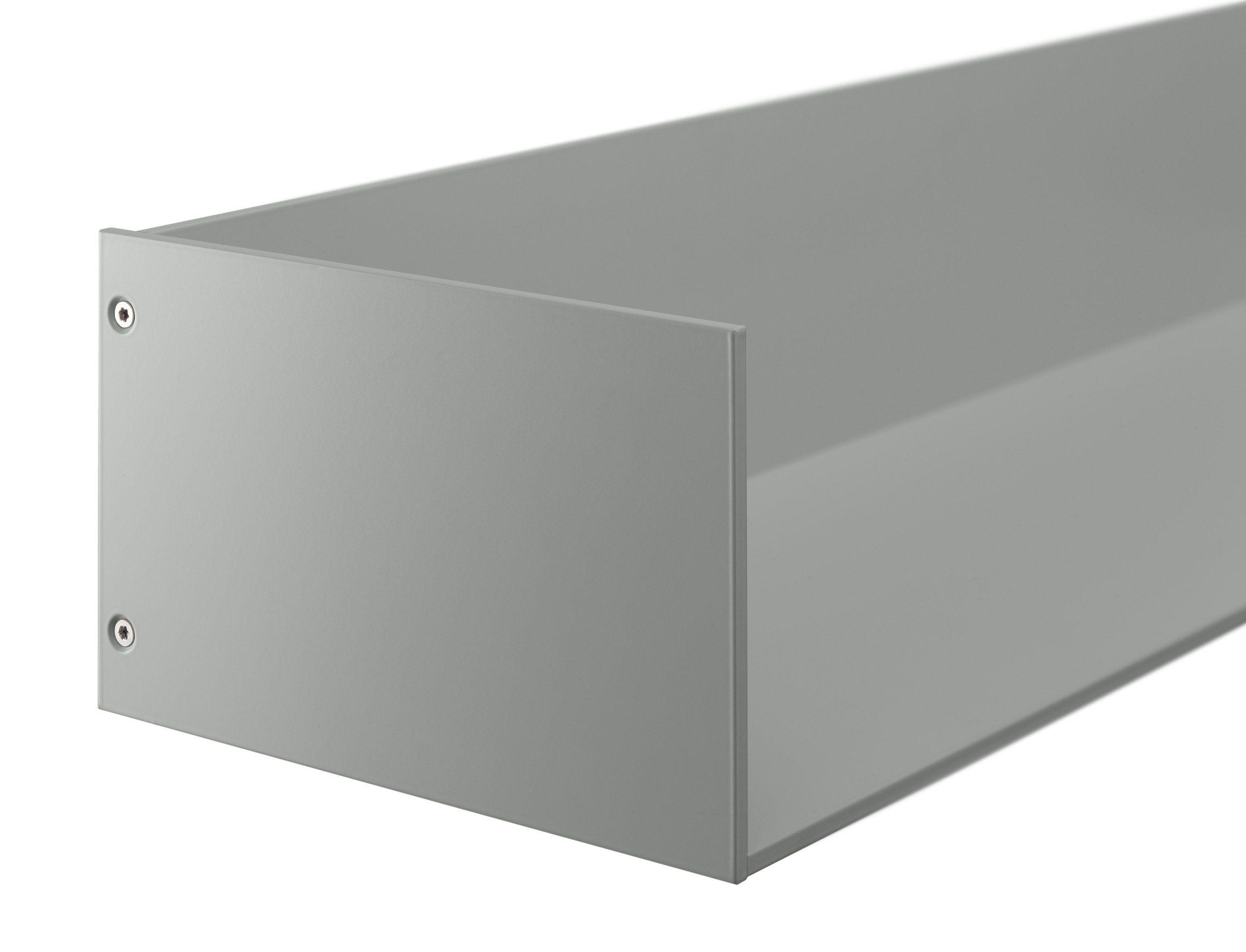 Tag Re Murale En Aluminium Sh06 Profil By E15 Design J Rg