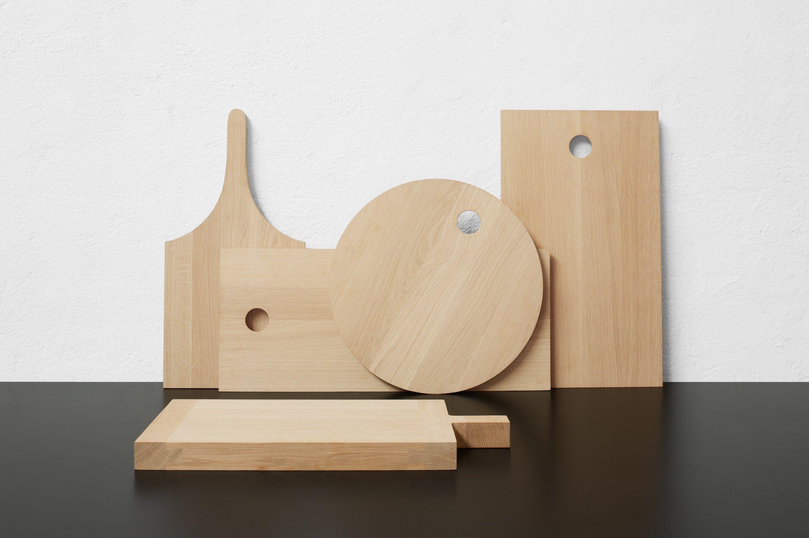schneidebrett aus holz chop by e15 design philipp mainzer. Black Bedroom Furniture Sets. Home Design Ideas