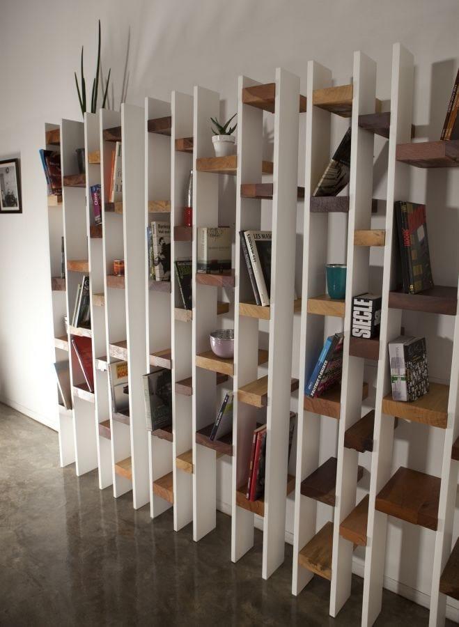 R60 libreria in faggio by kann design design nicola - Libreria parete design ...
