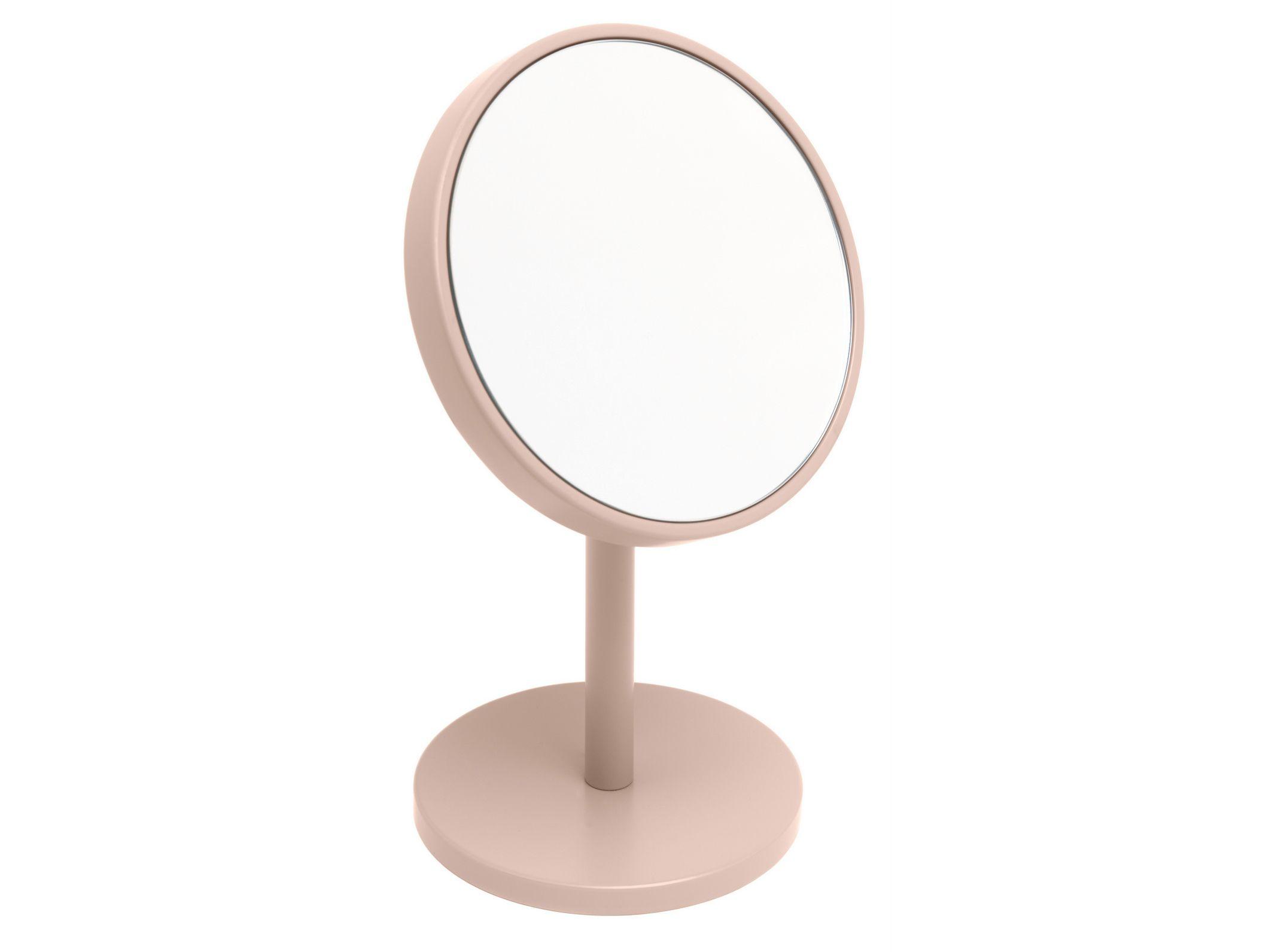 Miroir grossissant rond poser beauty by sch nbuch design for Miroir rond grossissant