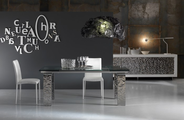 Mito/s mesa extensible by riflessi diseño riflessi
