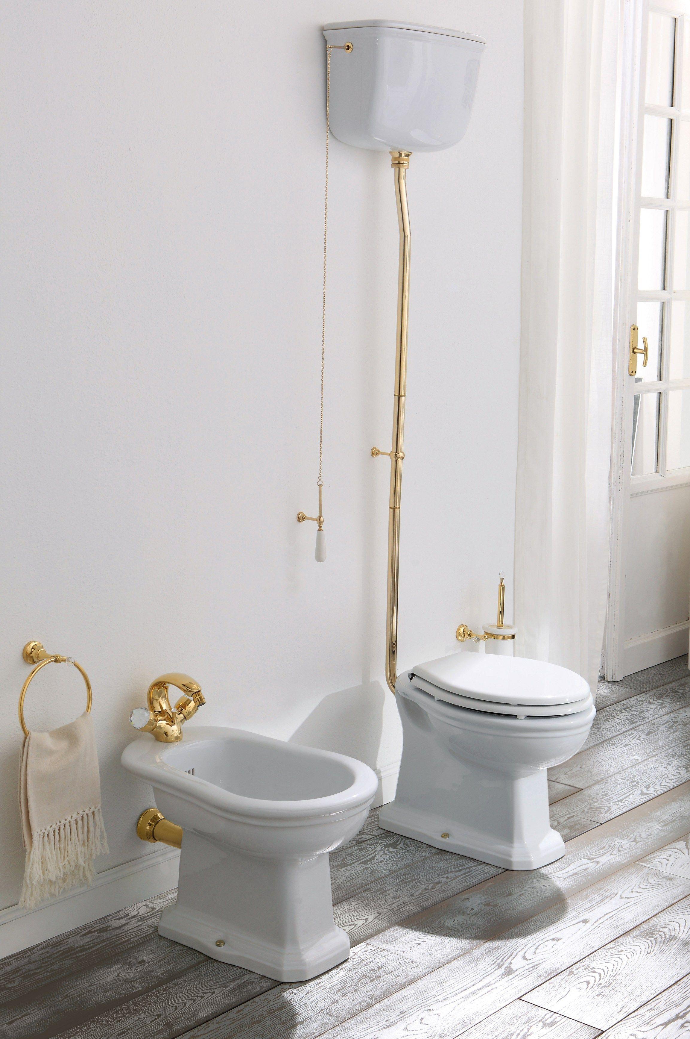 Muebles De Baño Neoclasico:Bañera independiente de estilo neoclásico IMPERO STYLE