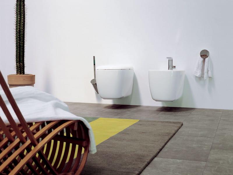 Arredo bagno completo in ceramica linea mono 39 by ceramica for Ceramica arredo bagno