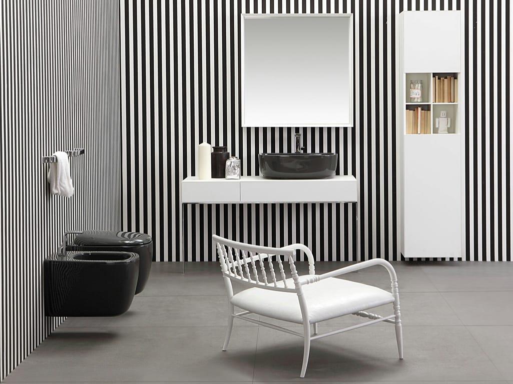 ... completo in ceramica MONO  Arredo bagno completo - CERAMICA FLAMINIA
